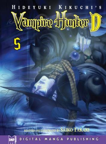 Vampire Hunter D Vol. 5