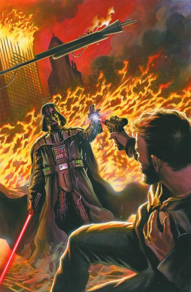 Star Wars: Darth Vader & The Cry of Shadows #5
