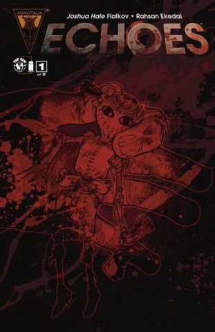 Echoes #1 (2nd Printing, Cover B)