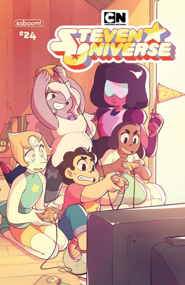 Steven Universe #24 (Preorder Souto Cover)