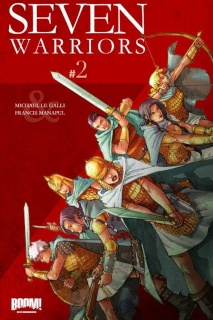 7 Warriors #2