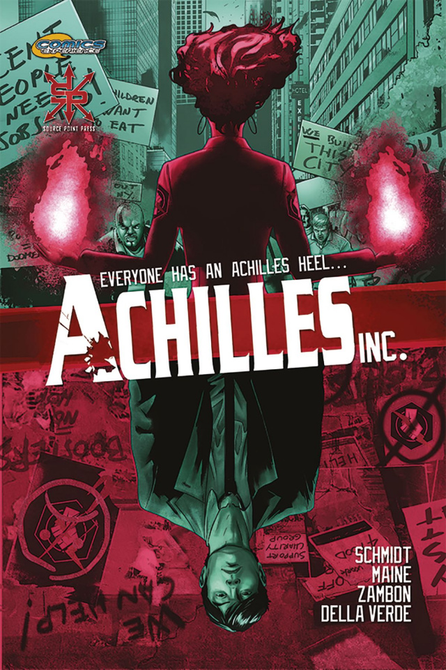 Achilles Inc. Vol. 1