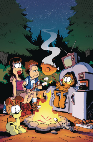 Garfield: Vacation Time Blues #1