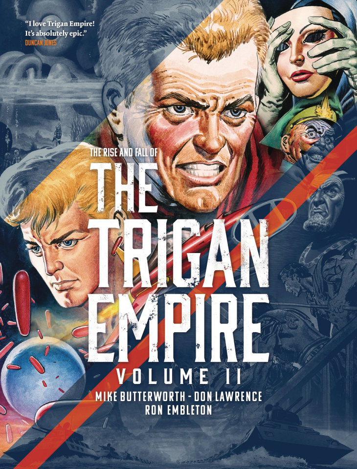The Rise and Fall of the Trigan Empire