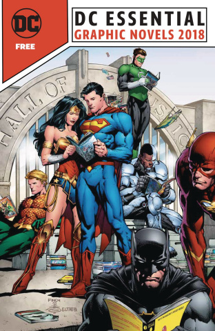 DC Essential Graphic Novels 2018