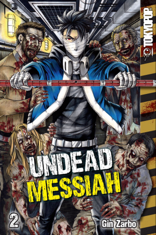Undead Messiah Vol. 2