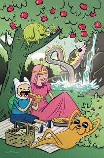 Adventure Time Comics #6 (15 Copy Colleen Cover)