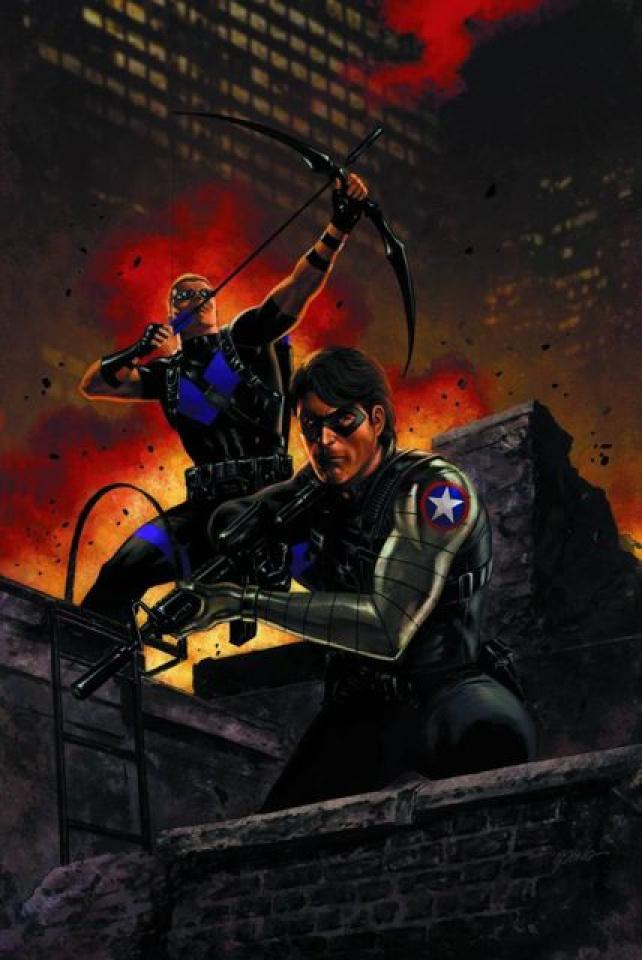Winter Soldier #11