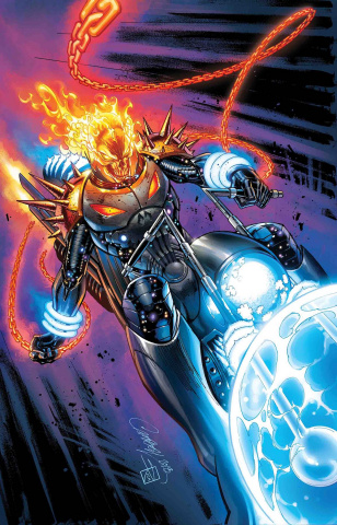 Cosmic Ghost Rider #5 (Campbell Cover)