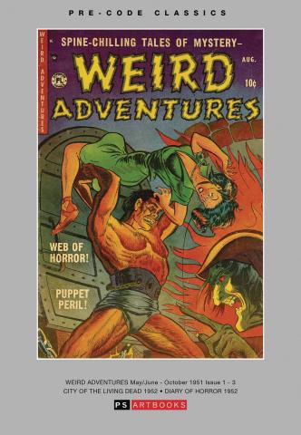 Weird Adventures Vol. 1