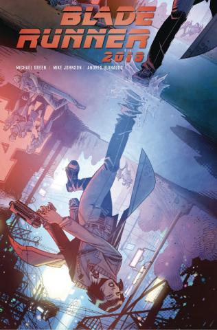 Blade Runner 2019 #7 (McCrea Cover)