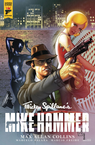 Mike Hammer #2 (Salaza Cover)