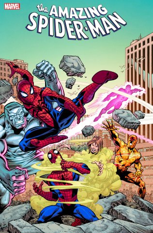The Amazing Spider-Man #75 (Frenz Cover)