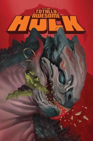 Totally Awesome Hulk #1.MU