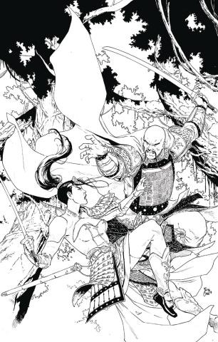 Shang #2 (Casas Cover)