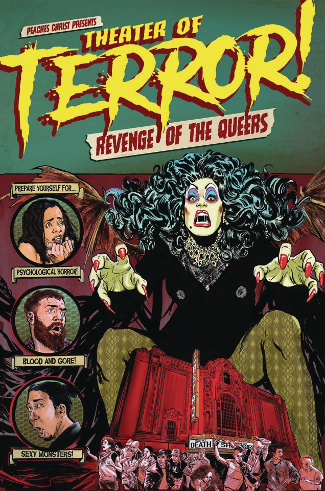 Theater of Terror! Revenge of the Queers