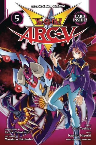 Yu-Gi-Oh! Arc-V Vol. 5