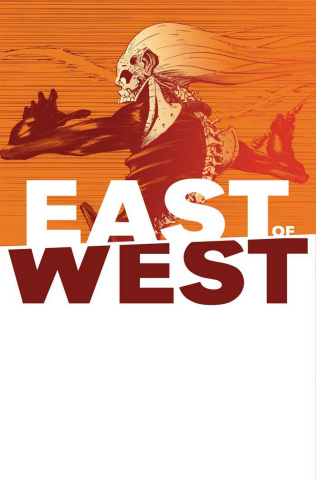 East of West #38 (Dragotta Cover)