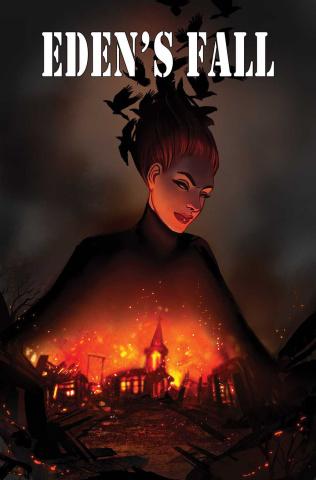 Eden's Fall #3 (Ekedal Cover)