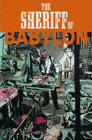 The Sheriff of Babylon #2