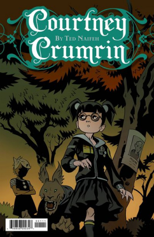 Courtney Crumrin #1