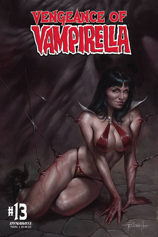 Vengeance of Vampirella #13 (Parrillo Cover)