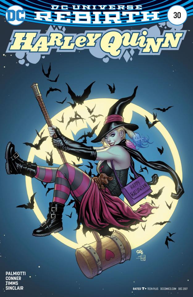 Harley Quinn #30 (Variant Cover)