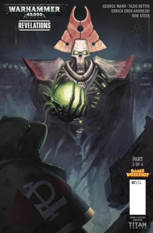 Warhammer 40,000: Revelations #3 (Bowbrowski Cover)