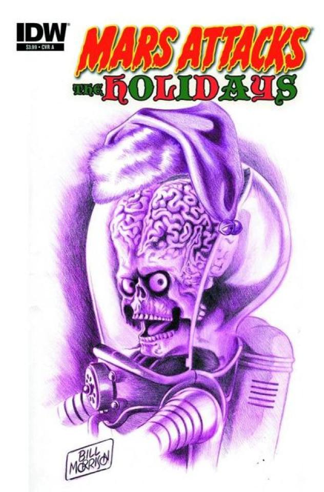 Mars Attacks the Holidays
