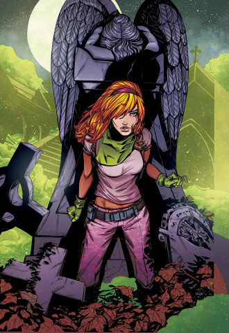 Scooby: Apocalypse #1 (Daphne Cover)