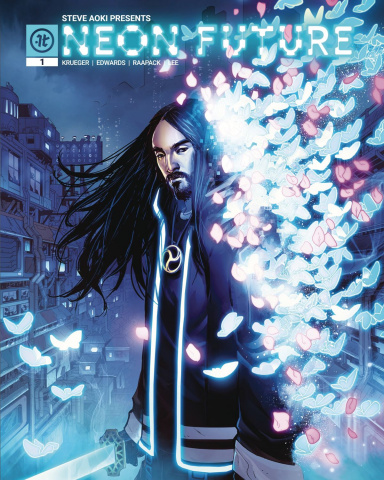 Neon Future #1 (Raapack Cover)