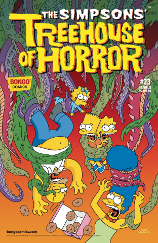 The Simpsons' Treehouse of Horror #23