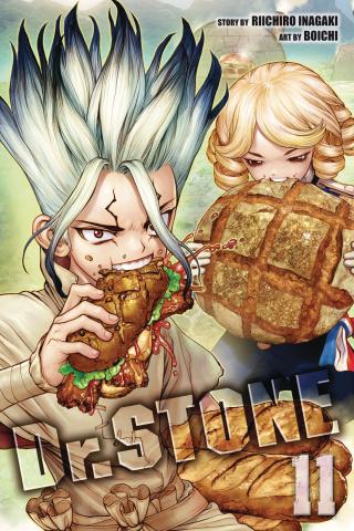 Dr. Stone Vol. 11