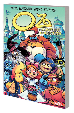 Oz: The Complete Collection - The Road to Emerald City
