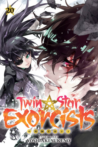 Twin Star Exorcists Vol. 20