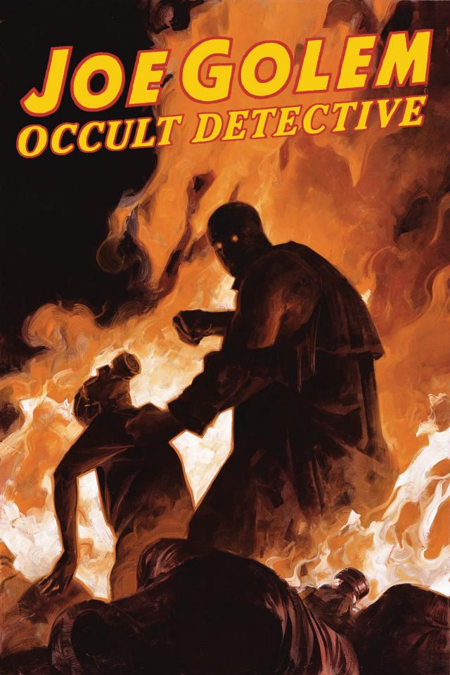 Joe Golem, Occult Detective: Conjurors #4