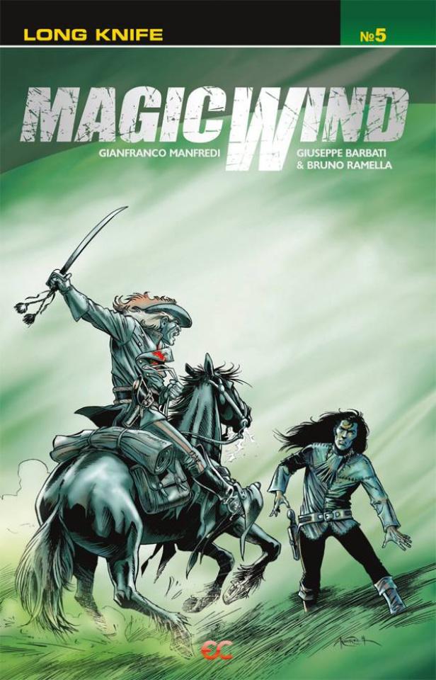 Magic Wind Vol. 5: Long Knife