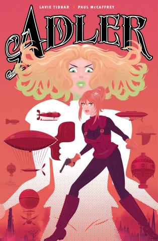 Adler #3 (Hughes Cover)