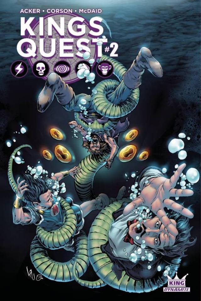 Kings Quest #2 (Lau Cover)