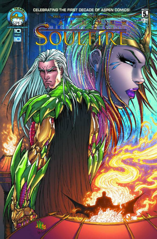 All New Soulfire #5 (Cover A)