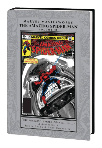 The Amazing Spider-Man Vol. 22 (Marvel Masterworks)