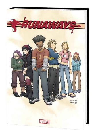 Runaways by Brian K. Vaughan & Adrian Alphona (Omnibus)