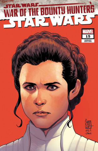 Star Wars #15 (Camuncoli Headshot Cover)