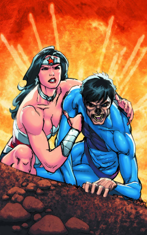 Superman / Wonder Woman #7