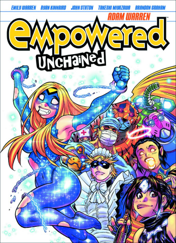 Empowered: Unchained Vol. 1