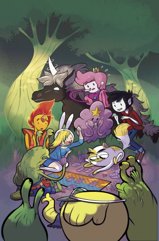 Adventure Time with Fionna & Cake: Card Wars #2 (Subscription Cover)