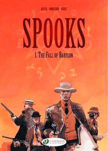 Spooks Vol. 1: The Fall of Babylon