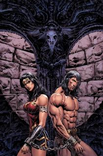 Wonder Woman / Conan #1 (Variant Cover)