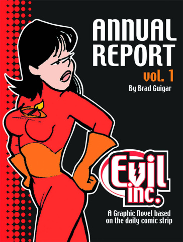 Evil Inc. Annual Report Vol. 1