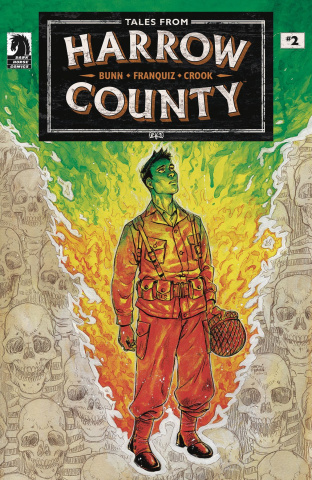 Tales From Harrow County: Death's Choir #2 (Franquiz Cover)